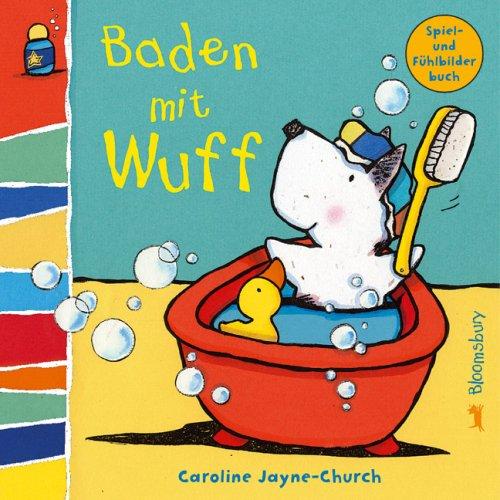 9783827051844: Baden mit Wuff
