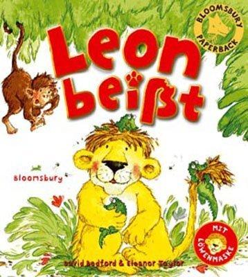 9783827052094: Leon beißt: Bilderbuch