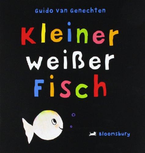 9783827052544: Kleiner weißer Fisch