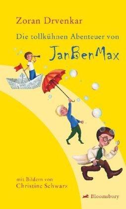 9783827053046: Die tollkühnen Abenteuer von JanBenMax