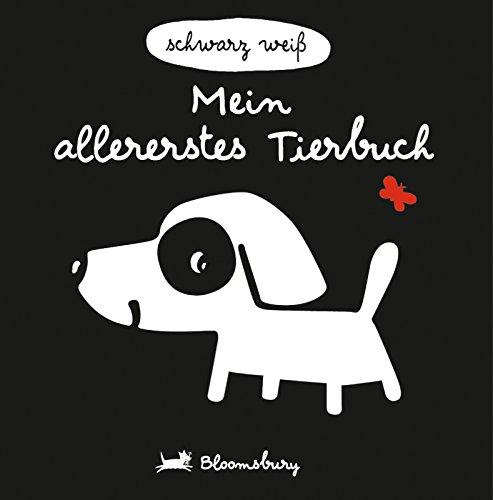 9783827053206: Mein allererstes Tierbuch Schwarz weiss