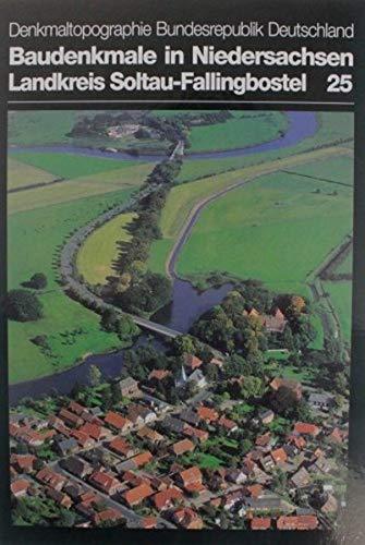 9783827182609: Landkreis Soltau-Fallingbostel (Denkmaltopographie Bundesrepublik Deutschland. Baudenkmale in Niedersachsen) (German Edition)