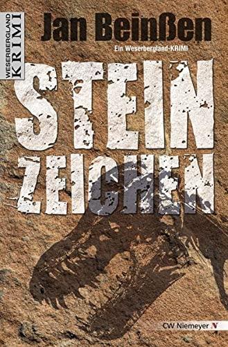9783827194176: Steinzeichen: Ein Weserbergland-Krimi