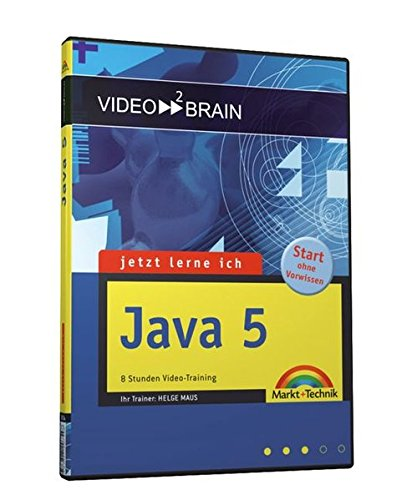 9783827207548: Java 5 - Start ohne Vorwissen (DVD-ROM)