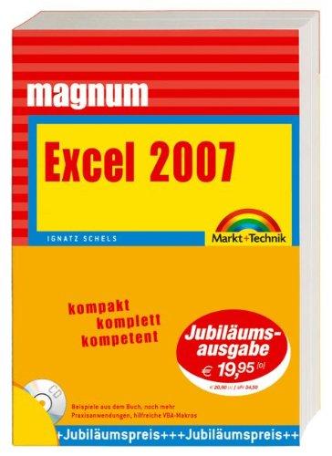 9783827241214: Excel 2007 Magnum