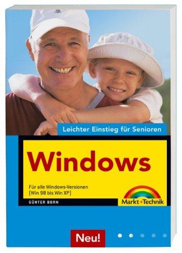 9783827241511: Windows - leichter Einstieg für Senioren
