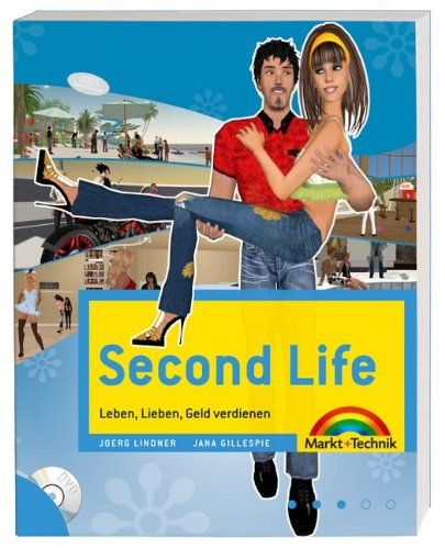 9783827242549: Second Life, m. DVD-ROM