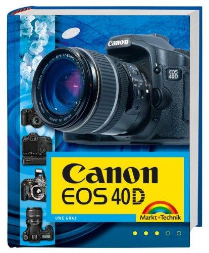 9783827243638: Canon EOS 40D