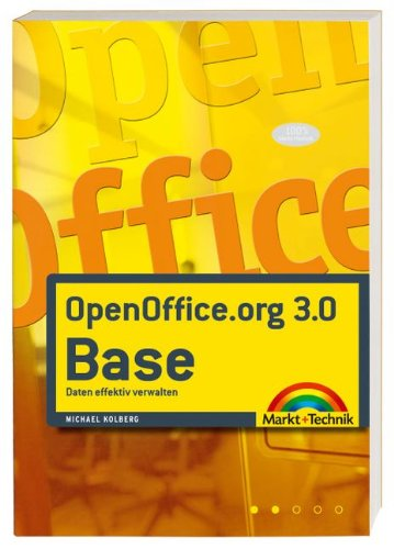9783827244260: OpenOffice.org 3.0 Base