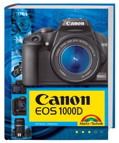 9783827244376: Canon EOS 1000D: Kamerahandbücher