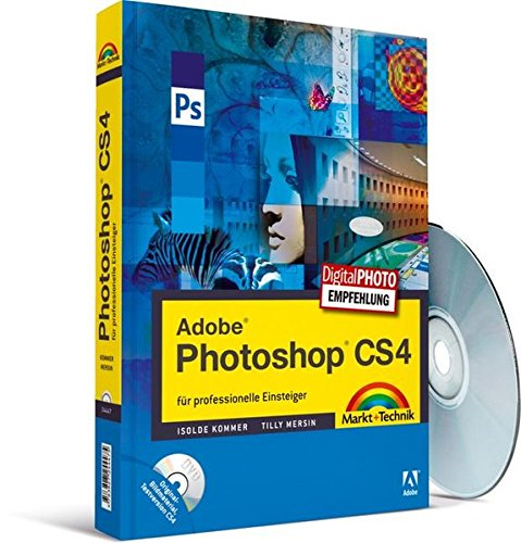9783827244475: Adobe Photoshop CS4: für professionelle Einsteiger