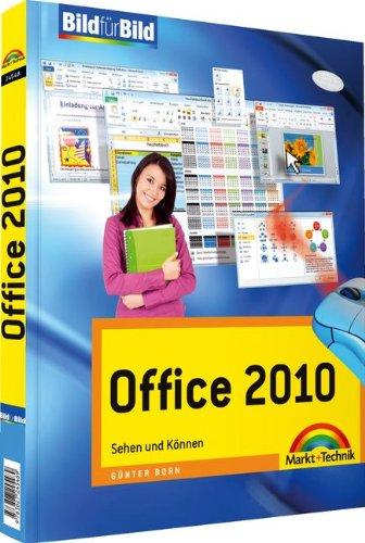 9783827245489: Office 2010: Sehen und Können. Bild für Bild