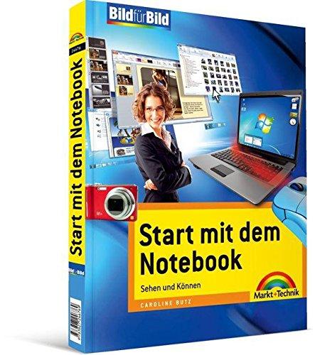 Start mit dem Notebook - farbig visuell lernen - Caroline Butz