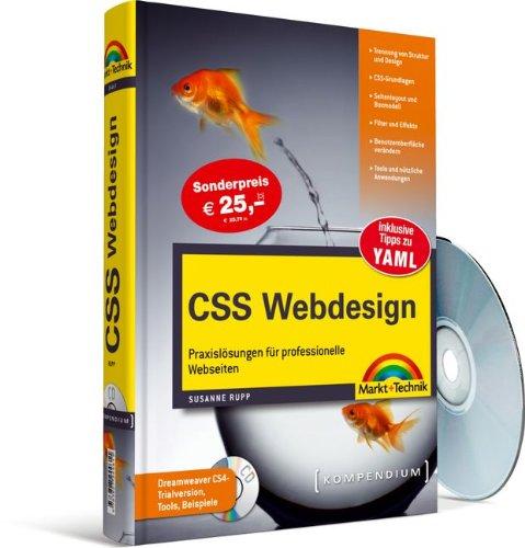 9783827246790: CSS Webdesign: Praxislösungen für professionelle Webseiten