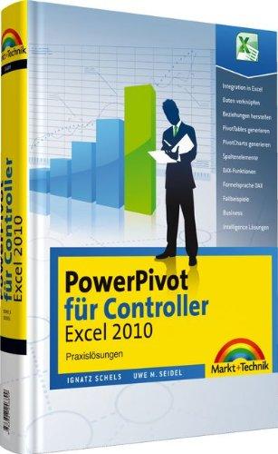 9783827246899: PowerPivot für Controller - Excel 2013: Praxislösungen