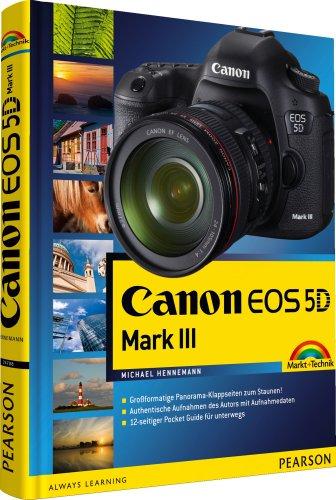 9783827247889: Canon EOS 5D Mark III: auch für Mark II, mit 12-seitigem Pocketguide für unterwegs