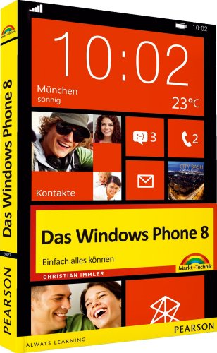 9783827248275: Das Windows Phone 8