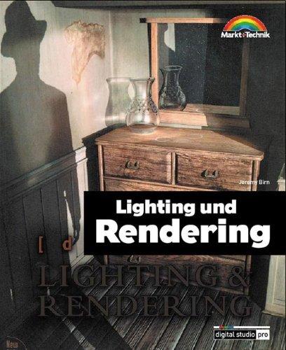9783827259691: Lighting & Rendering . (Digital Studio Pro)