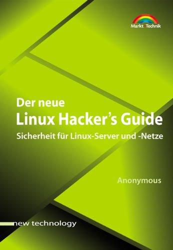 9783827260987: Der neue Linux Hacker's Guide, m. CD-ROM