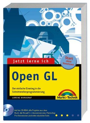9783827262370: Jetzt lerne ich OpenGL.