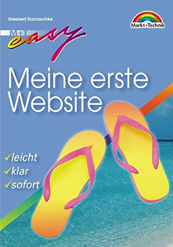 9783827263070: Meine erste Website