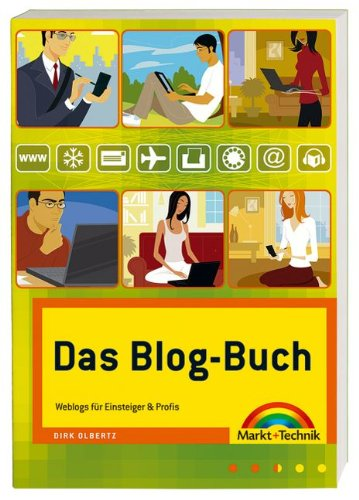 9783827267153: Das Blog-Buch.