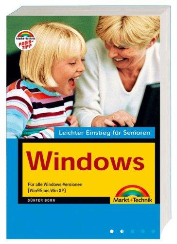 9783827267252: Windows - leichter Einstieg für Senioren