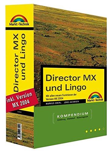 9783827268334: Director MX und Lingo