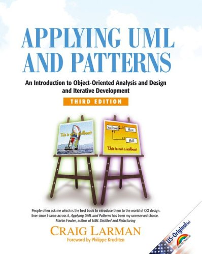 9783827268983: Applying UML and Patterns: An Introduction to Object-Oriented Analysis and Design and iterative Development