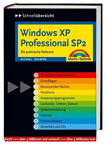 9783827269430: Windows XP Prof. SP2 Schnellübersicht .