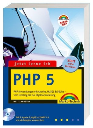 Jetzt lerne ich PHP 5 (3827269520) by Matt Zandstra