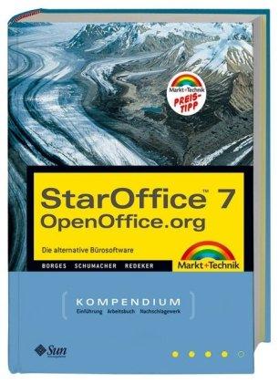 9783827269614: StarOffice 7.0 Kompendium