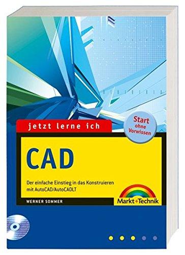 9783827269867: Jetzt lerne ich CAD