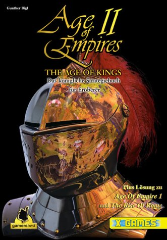 9783827290427: Age Of Empires II - The Age Of Kings. Plus Lösungen zu Age Of Empires I und The Rise Of Rome