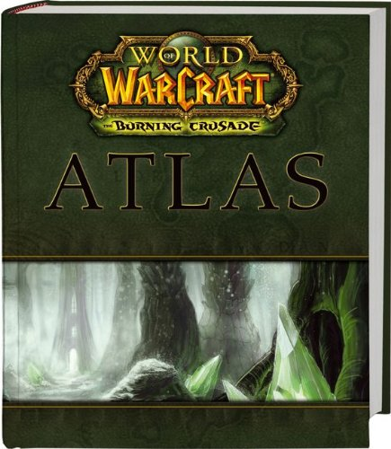 9783827291561: World of Warcraft Atlas: The Burning Crusade