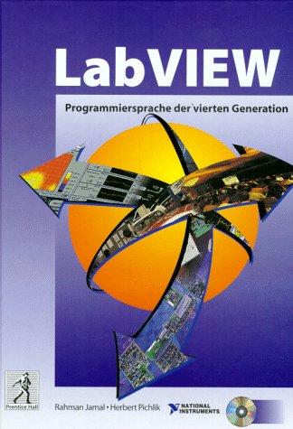 9783827295422: LabVIEW. Programmiersprache der vierten Generation