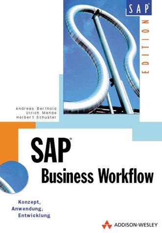 9783827314833: SAP Business Workflow: Konzept, Anwendung, Entwicklung