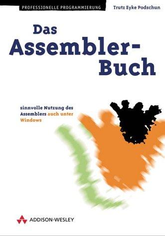 9783827315137: Das Assembler Buch Buch