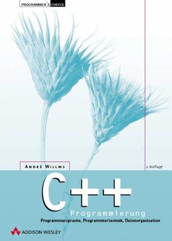 9783827316271: C++ Programmierung, m. CD-ROM