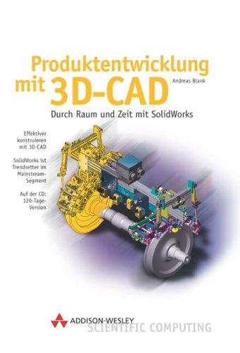 9783827316967: Produktentwicklung mit 3D-CAD