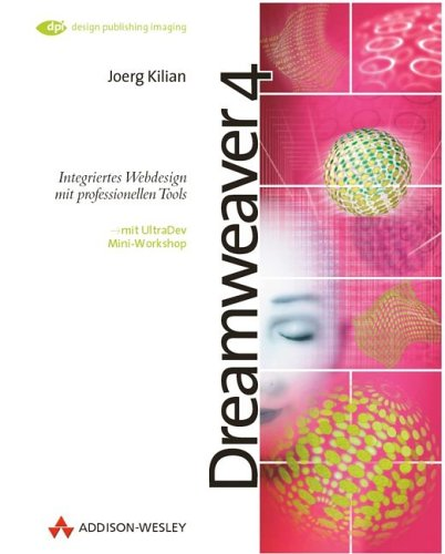 9783827318084: Dreamweaver 4, m. CD-ROM