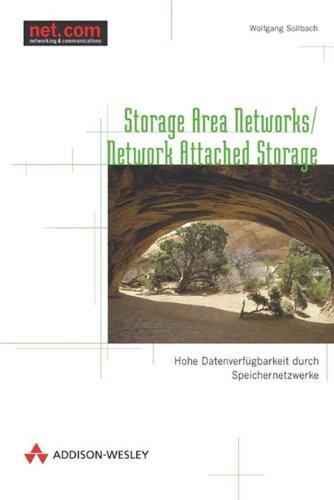 9783827318718: Storage Area Networks/Network Attached Storage