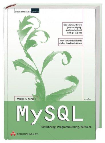 9783827320469: MySQL
