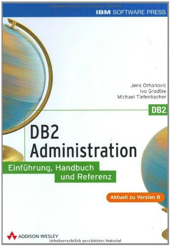 9783827320803: DB2 (V8)-Administration.
