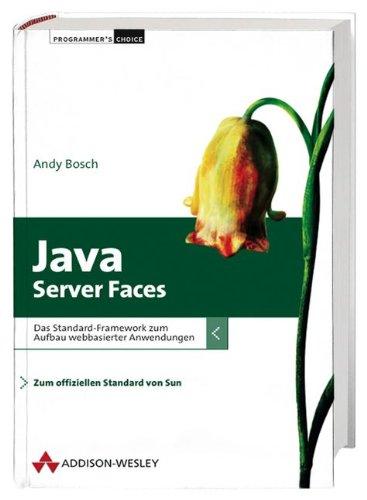 9783827321275: Java Server Faces.