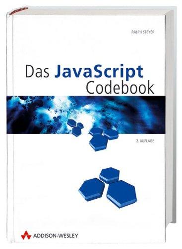 9783827321626: Das JavaScript Codebook