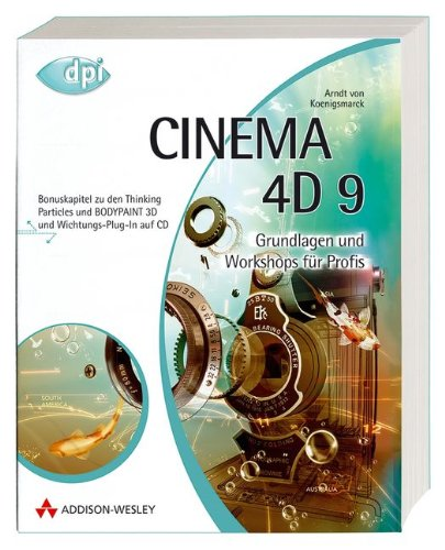 9783827321886: Cinema 4D