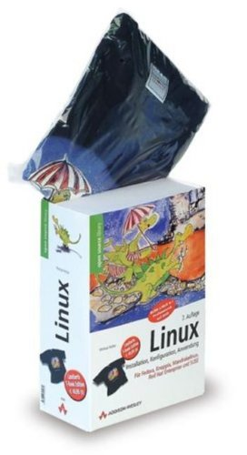 9783827322289: Linux - T-Book