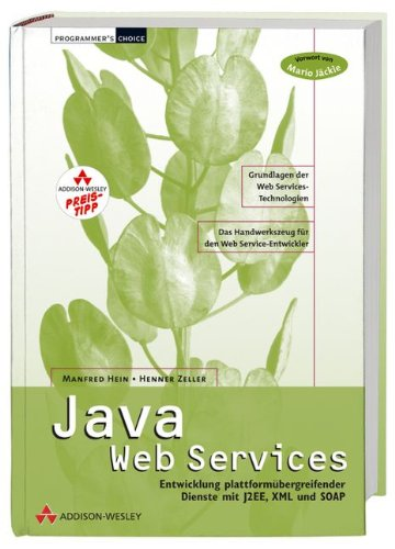 Java Web Services (Programmer's Choice) [Jan 01,