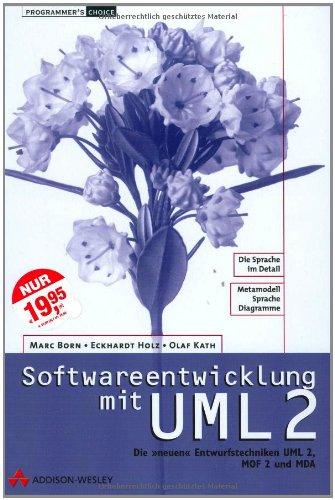 9783827322562: Softwareentwicklung mit UML 2
